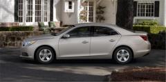 2013 Chevrolet Malibu 1LT Car