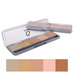 5-in-1 Ultimate Foundation Palette, Kit #01