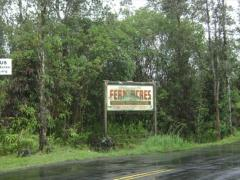 County of Hawaii, Puna District Fern Acres