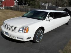 """2000 Cadillac DTS 130"""" by Classic"""