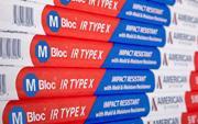 M-BLOC® Impact Resistant Type X Gypsum Board