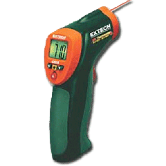 High Temperature Infrared Thermometer Extech®