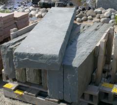 Bluestone, Custom Cut/Rock Faced Edge Stone