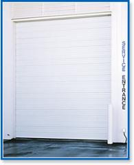 Tough Duty Sectional Steel Overhead Doors, Model