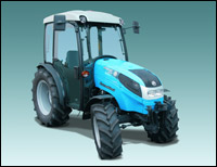 Mistral Series Tractors