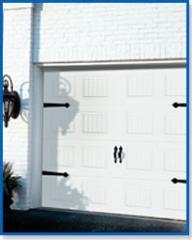 Residential Garage Door, Model 755