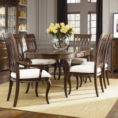 Cherry Grove Oval Dining Table