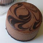 Chocolate Cheesecake - 3-inch/5 oz., 8-pack