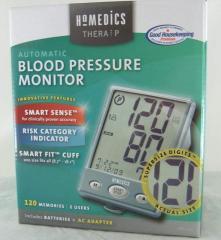 Homedics Automatic Blood Pressure Monitor, BPA-200