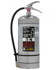 Kitchen-Class Fire Extinguisher K-Guard®