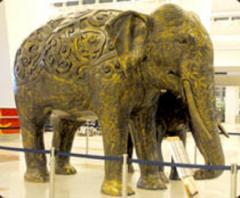 Big Elephant Sculpture