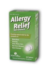 Allergy Relief 60 tab