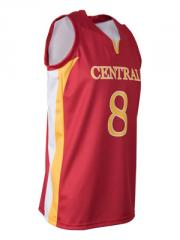 Zone Basketball Jersey