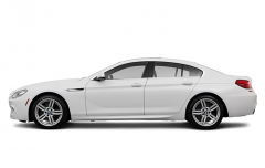 2013 BMW 650i Sedan Car