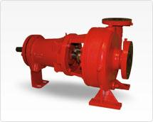 End Suction Fire Pump - Series 911.5
