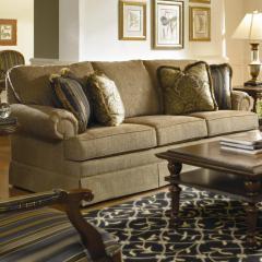 Upholstery Custom 3-Seat Sofa