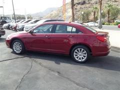 2013 Chrysler 200 Touring Sedan Car