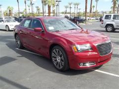 2012 Chrysler 300 S V6 Sedan Car
