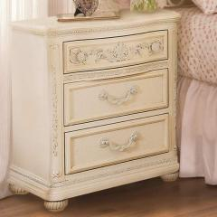 Jessica McClintock Romance Three Drawer Bedroom