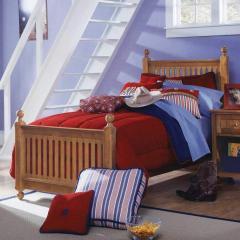 My Style Twin Slat Bed