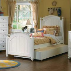 My Style Twin Panel Bed