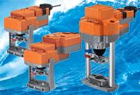 The new globe valve actuators. Versatile,