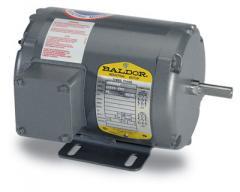Baldor AOM25904T - 5HP 870RPM Frame 254T Rigid