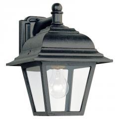 One Light Down Pendant has a Bronze Finish