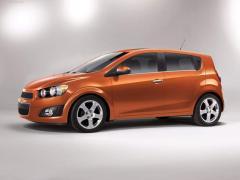 Car 2013 Chevrolet Sonic 5dr HB Auto LT Hatchback