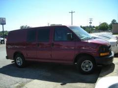 Car 2012 Chevrolet Express 1500 RWD 1500 135 Van