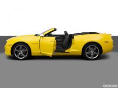 Car 2012 Chevrolet Camaro 2dr Conv 2SS Convertible