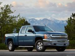 2013 Chevrolet Silverado 1500 4WD Ext Cab 143.5 LT Truck Extended Cab