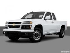 2012 Chevrolet Colorado 4WD Ext Cab LT w/1LT Truck Extended Cab