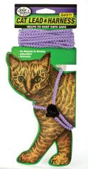 Safety Cat Lead & Harness