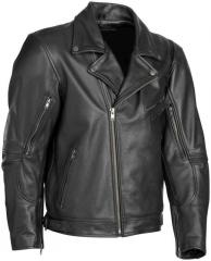 Caliber & Sapphire Leather Jacket
