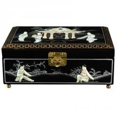 Clementina Jewelry Box