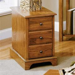 Market Square Chairside Cabinet