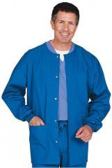 Scrubs - Cherokee Authentic Workwear Men's Warm-up Scrub Jacket