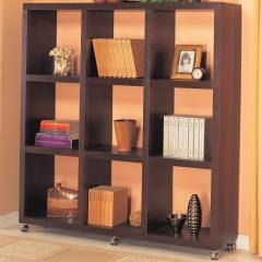 Contemporary Cube Bookcase