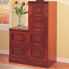 Palmetto Cherry File Cabinet