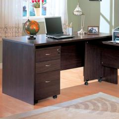 Decarie Contemporary Writing Shell Desk