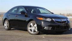2013 Acura TSX 5-Speed Automatic Car