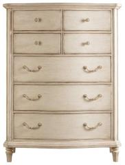 European Cottage Seven Drawer Chest
