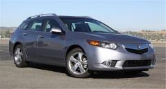 2012 Acura TSX Sport Wagon Car