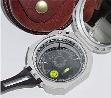 Compass, 0 To 360 #5008 (BRUNTON)