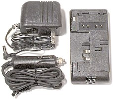 Total Station, Battery Charger/Conditioner-