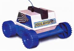 The Aboveground Pool Cleaning Robot
