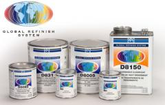 Global Refinish System® Paint