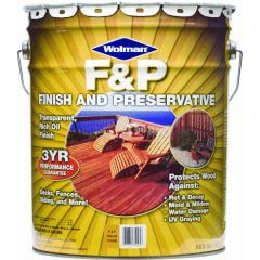 Wolman® F&P® Wood Finish And Preservative