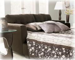 Dallas - Chocolate - Queen Sofa Sleeper